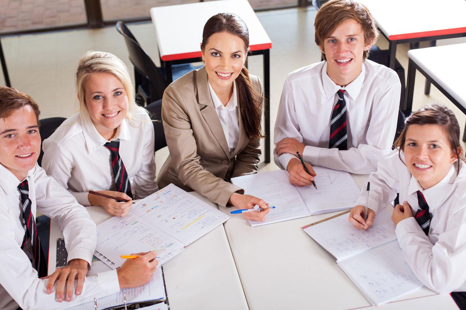 students in TutorASAP Easterrevision courses